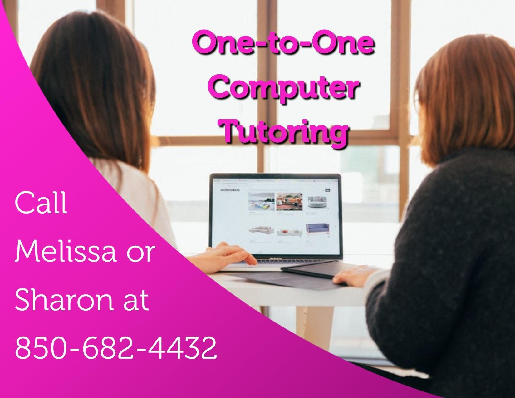 Call for one to one computer help